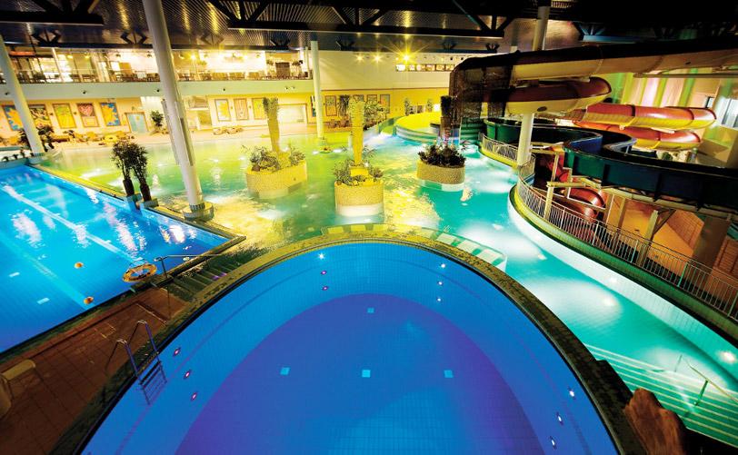 hotell med pool och spa stockholm