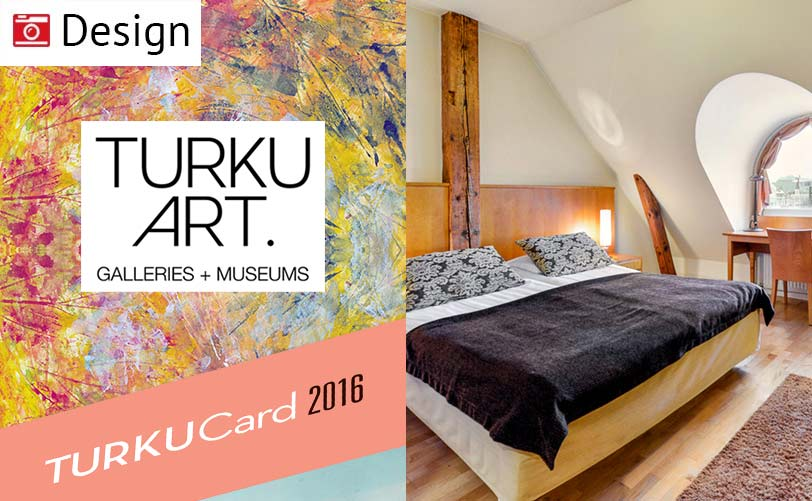 Turku Art hotellpaket inkl TurkuCard