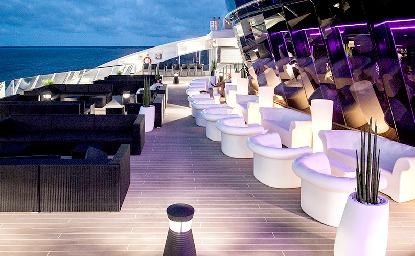 deck m/s Viking Grace